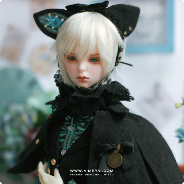Gwyn - Gentleman Cat Ver.