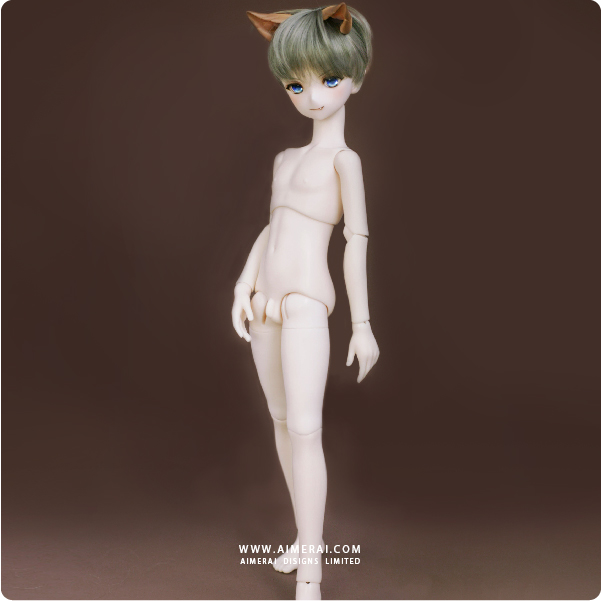 1/4 Boy Body - MMB02