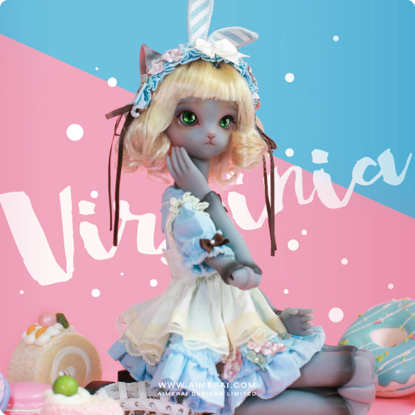 Virginia - Japan Wonder Festival 2017 Summer Limited